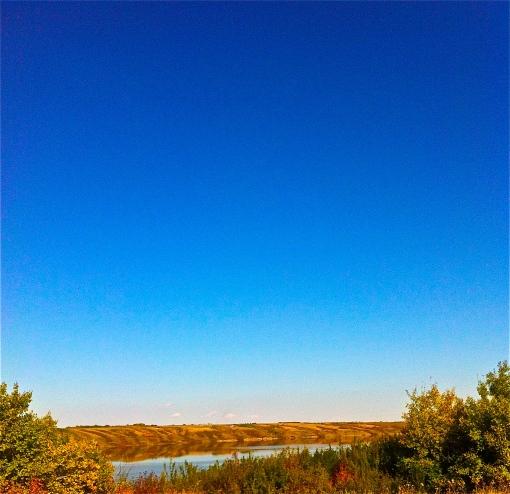 Manitou Lake, Saskatchewan